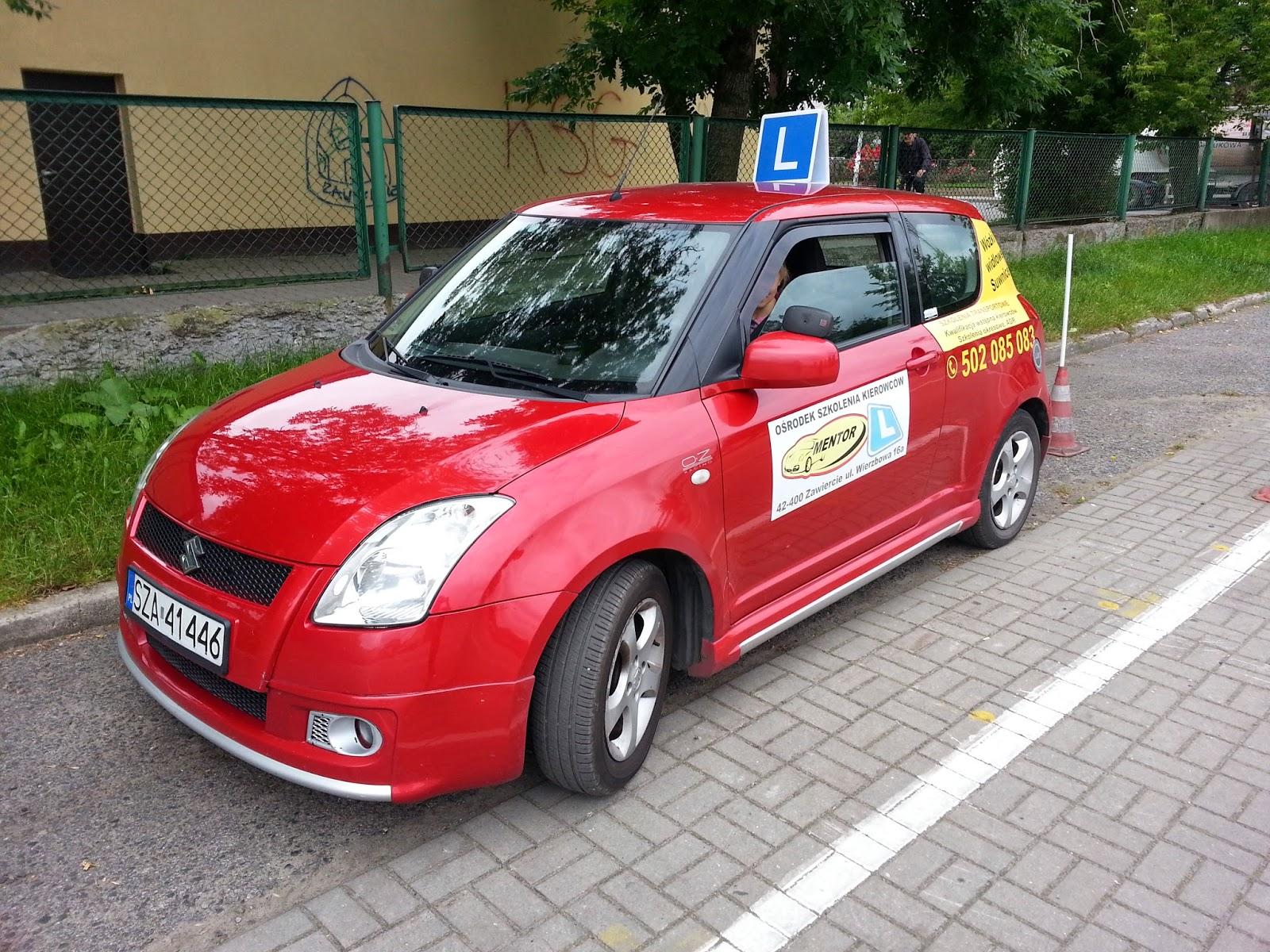 Kurs prawa jazdy Lublin (8)